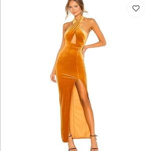 Presley Gown by Michael Costello x REVOLVE